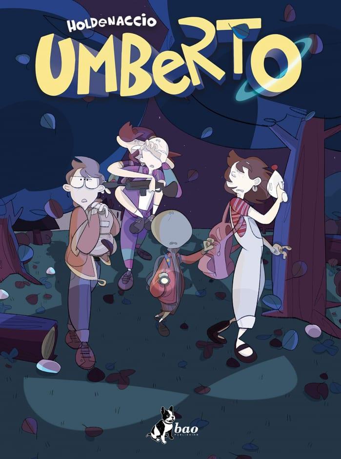 Fumetti a tema ecologista Umberto