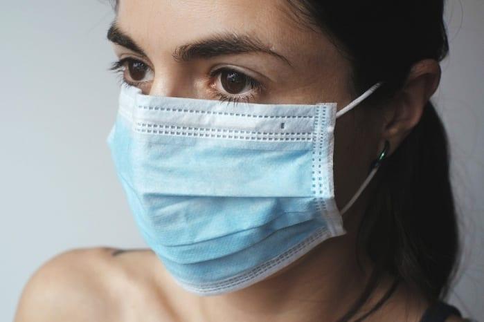 maschera chirurgica