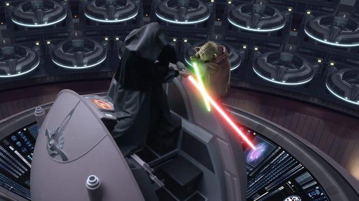 Star Wars Disney+ La Vendetta dei Sith
