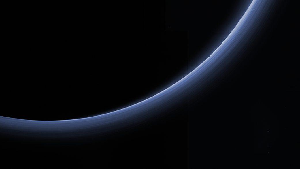 L'atmosfera di Plutone