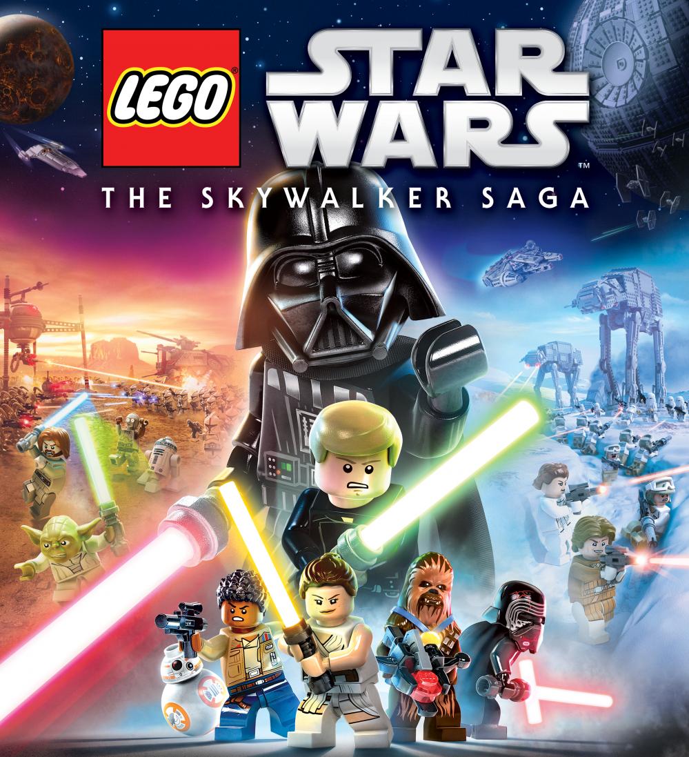 Key art Star Wars LEGO