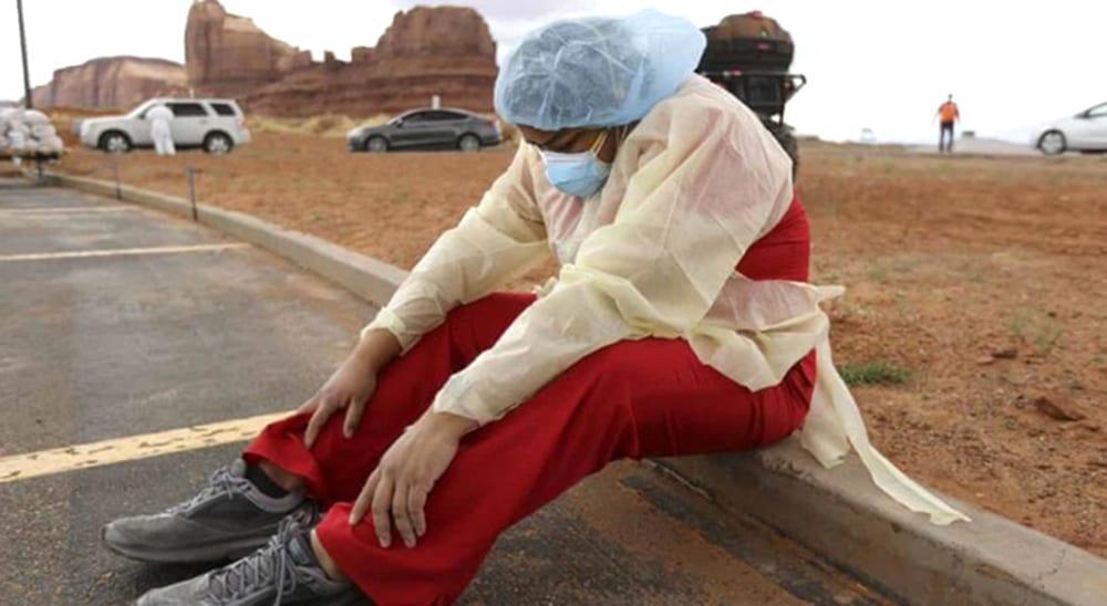 Il Coronavirus sta spazzando via la Nazione Navajo