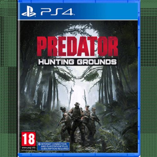 Predator: Hunting Grounds box