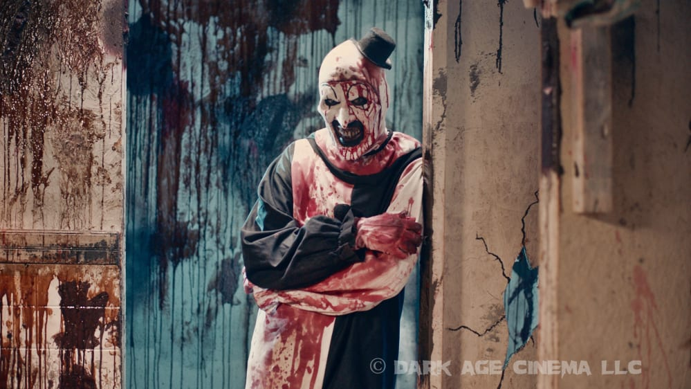 Terrifier 2, Art the clown
