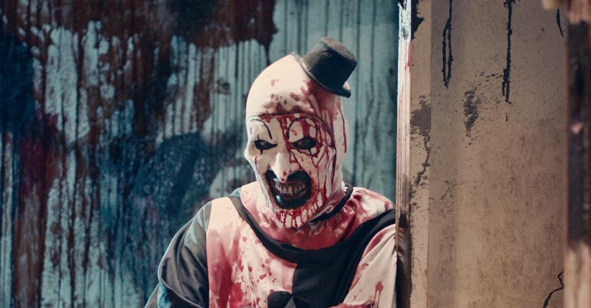 Terrifier 2: ecco la prima immagine con Art the Clown protagonista