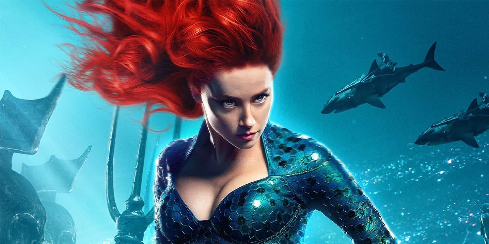 Amber-Heard-Mera, Aquaman 2