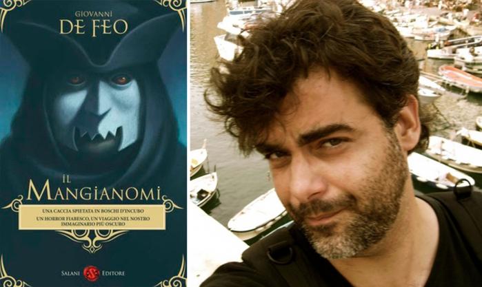 """Giovanni De Feo e il suo """"Il Manianomi"""""""