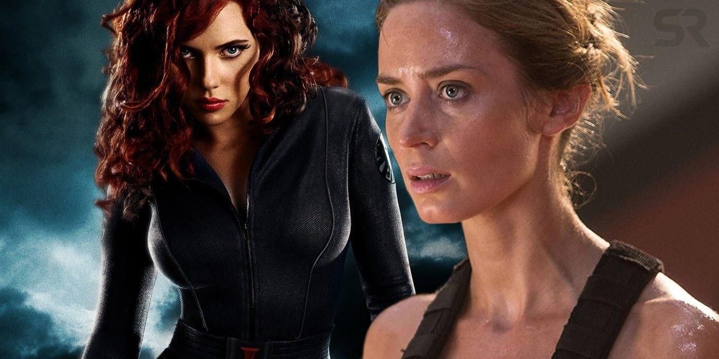 Emily-Blunt-Black-Widow-Scarlett Johansson