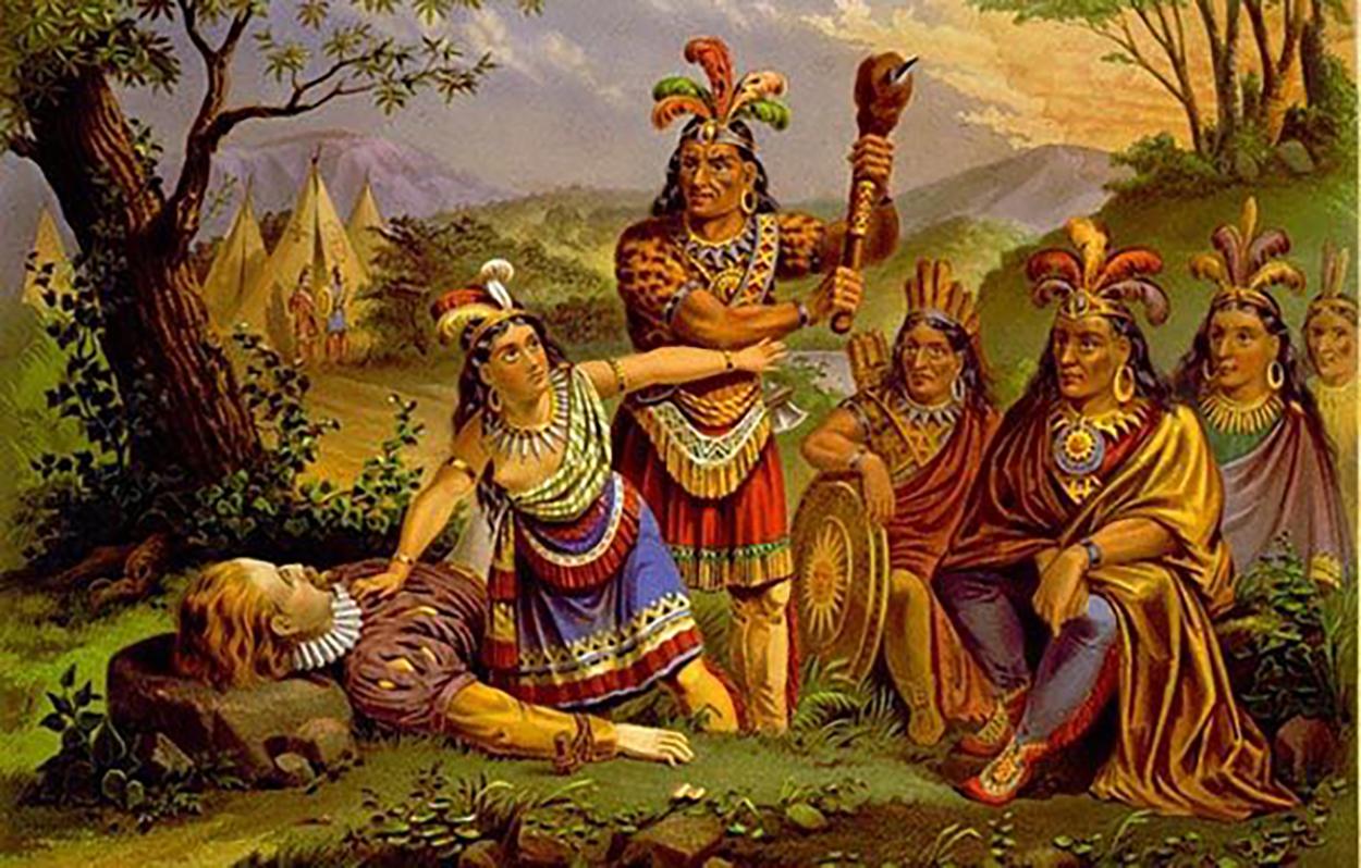 Pocahontas: la vera storia