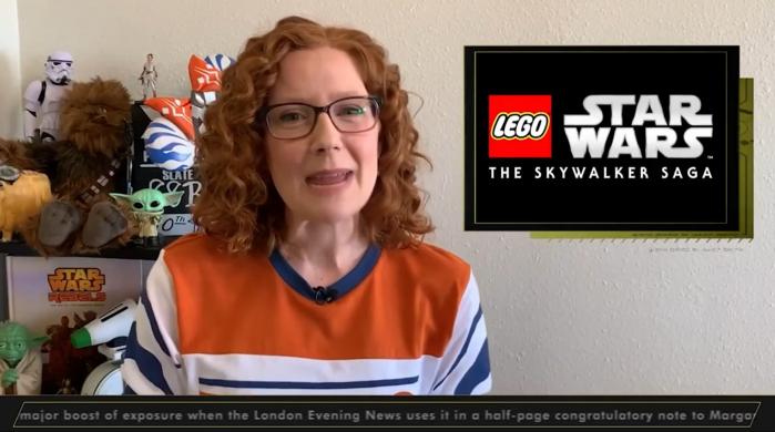 Lego Star Wars La Saga degli Skywalker