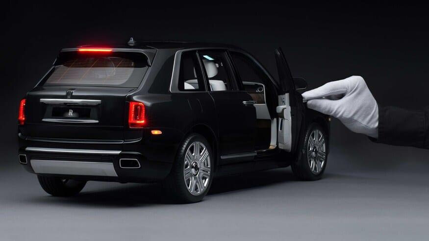 Rolls-Royce Cullinan, il modellino in scala 1/8 che probabilmente costa come la tua vera auto