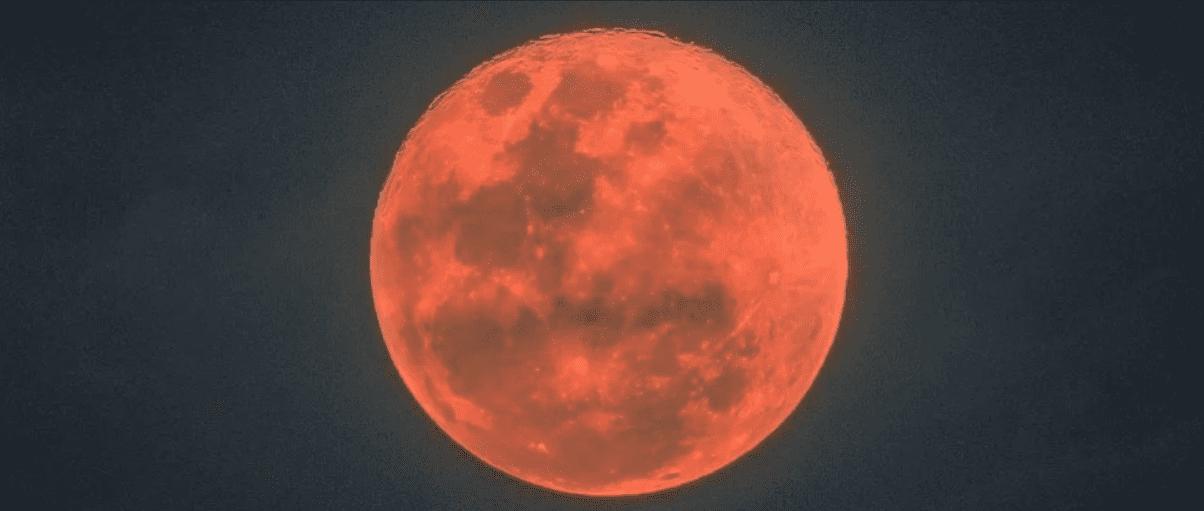 Ecco cosa successe nel 1110 quando la luna svanì dal cielo
