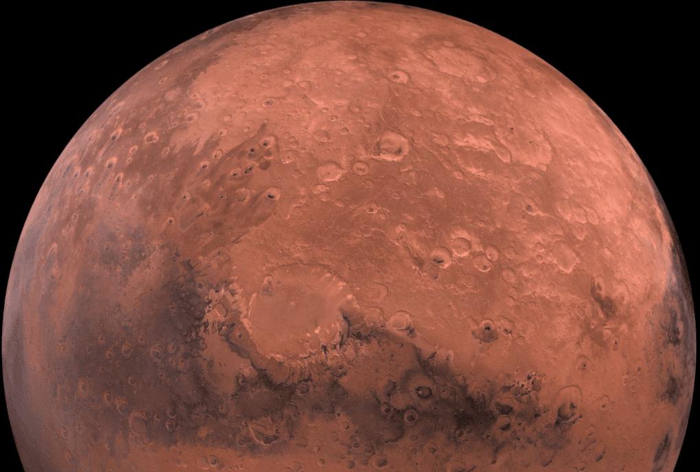 Marte: il rover cinese ha raggiunto la superficie del Pianeta Rosso