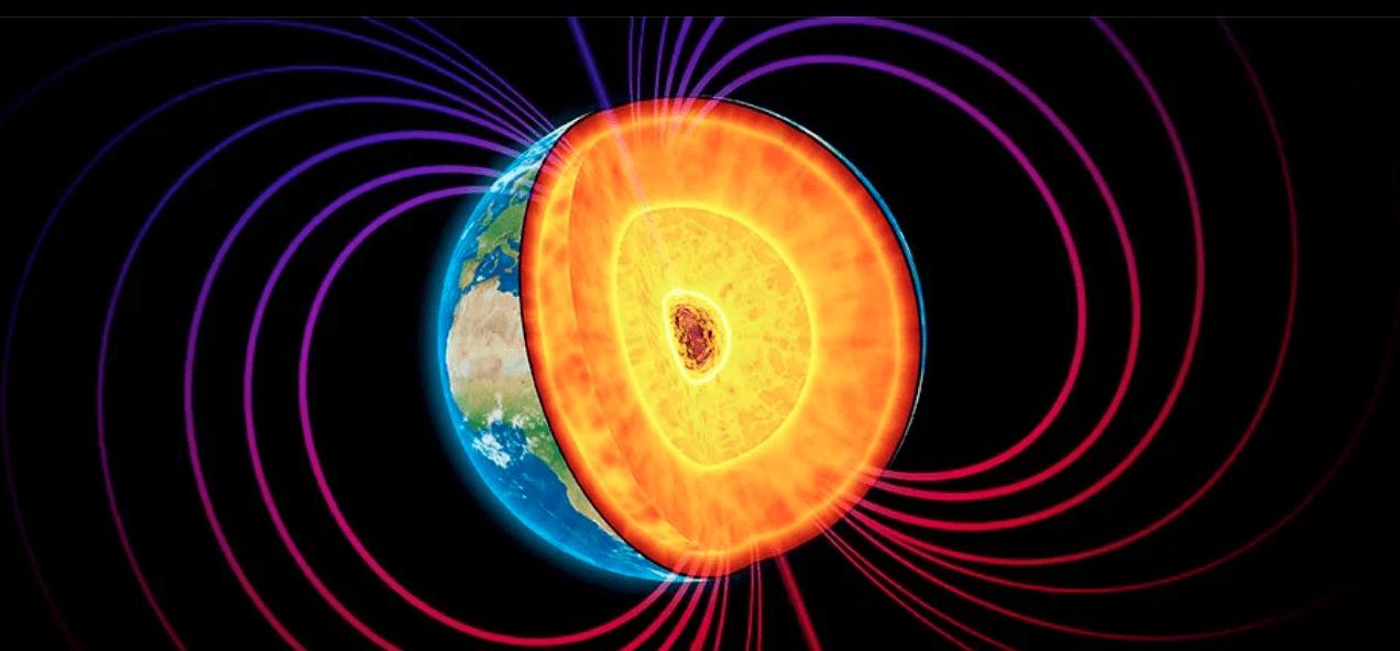 Il nord magnetico terrestre si sta spostando e ora sappiamo perché