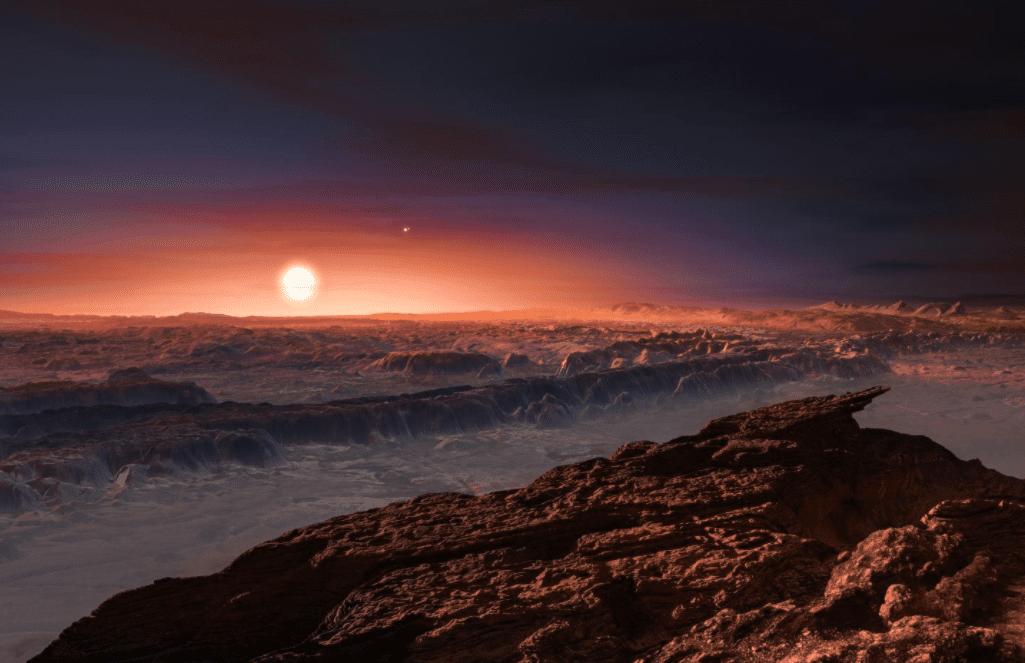 """Proxima b: la """"Terra"""" che ruota attorno alla stella più vicina a noi"""