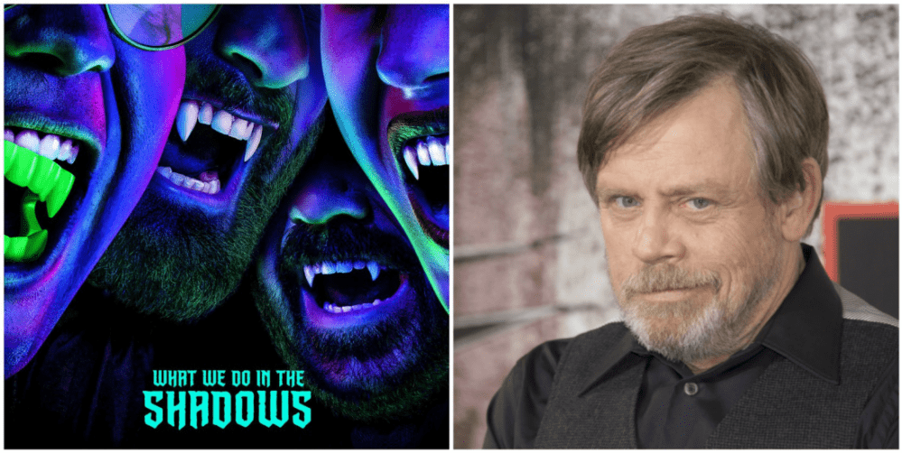 Mark Hamill, What we do in the shadow