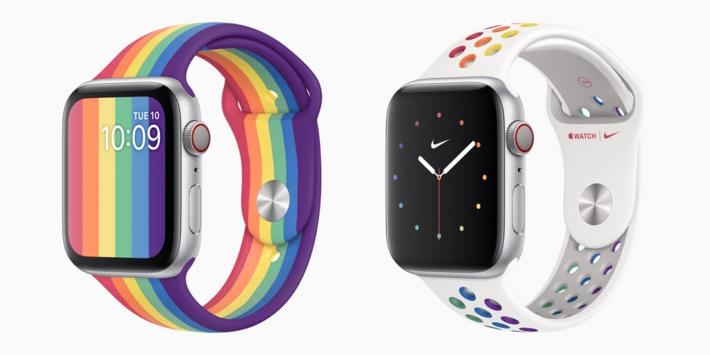 Apple Pride band