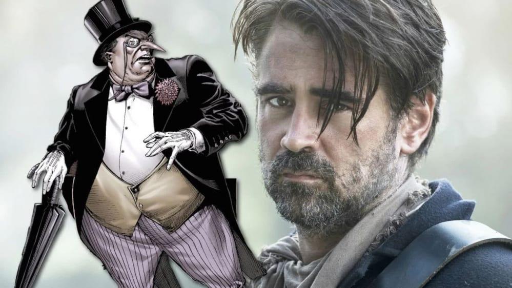 Pinguino Colin Farrell The Batman