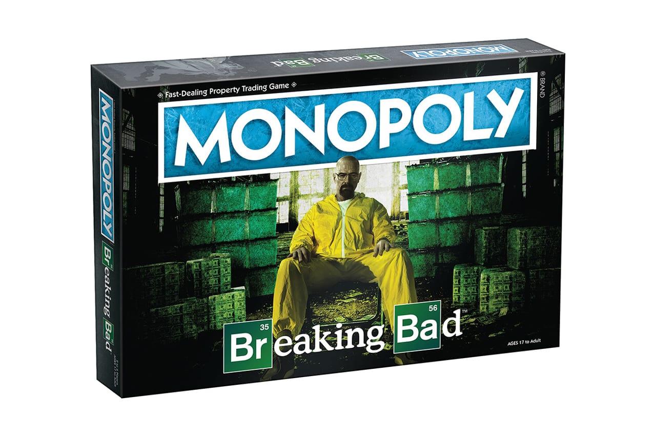 Breaking Bad: arriva il Monopoly dedicato alla serie