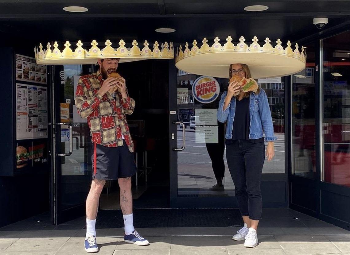 Burger King, la via al distanziamento sociale secondo il fast food