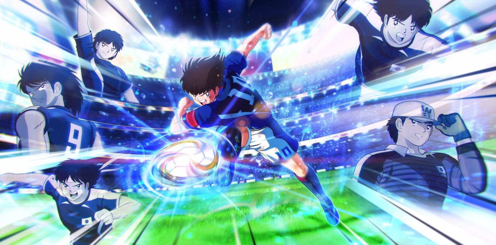 Captain Tsubasa: Rise of New Champions si mostra in un nuovo trailer di gameplay