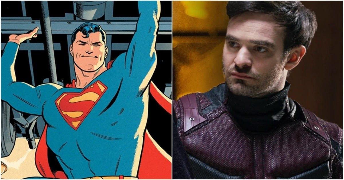 Superman: Charlie Cox doveva essere il protagonista di una trilogia