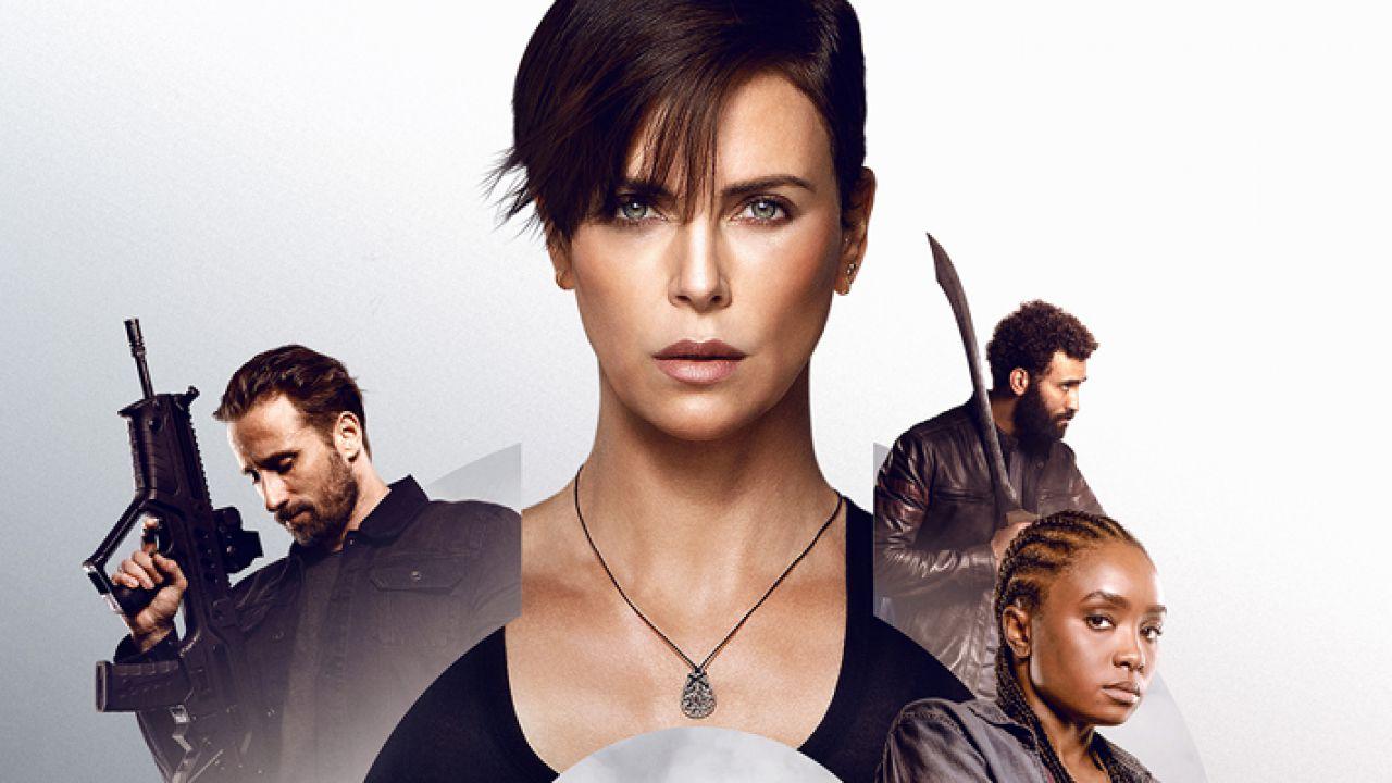 The Old Guard: il nuovo trailer del film Netflix con Charlize Theron