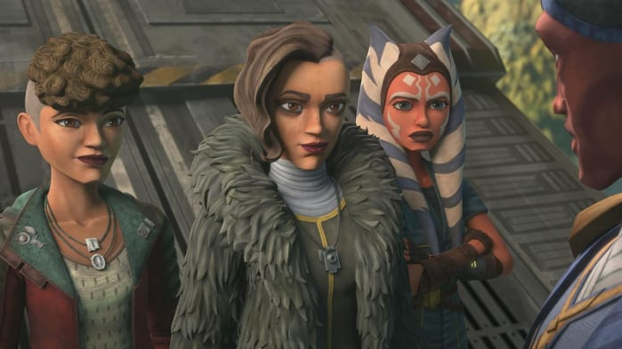 recensione di Star Wars: The Clone Wars 7
