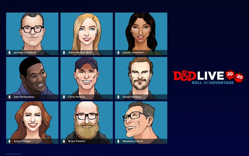 D&D Live 2020: Roll w/ Advantage
