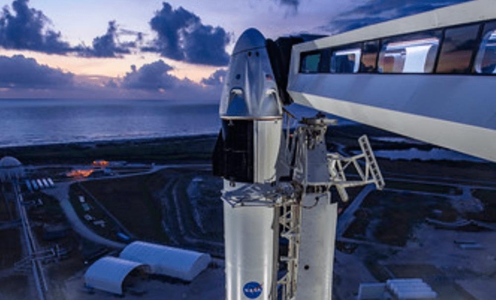 Dragon V2 di Space X: la sua storia e caratteristiche nel giorno del lancio