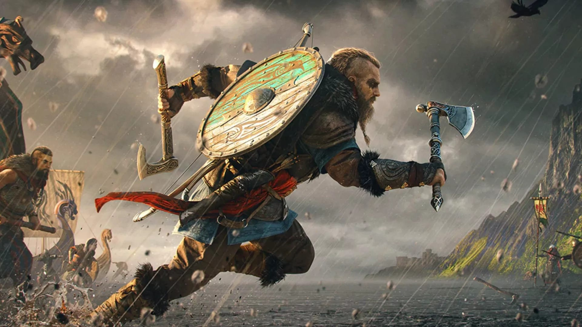Assassin's Creed: Valhalla, nuovo video di gameplay dal Future Games Show