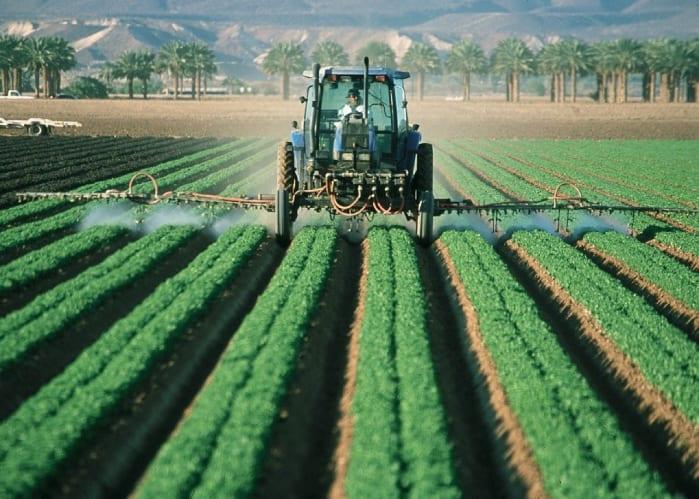 pesticidi contadino