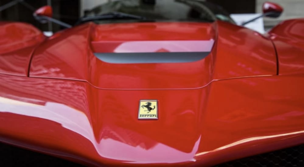 Ferrari ora vale più di General Motors e Ford