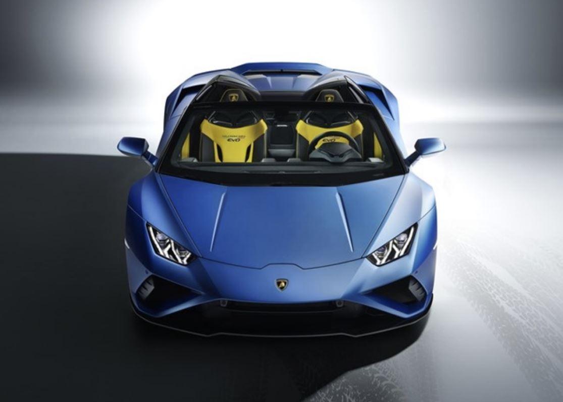 Lamborghini Huracan EVO RWD Spyder: 324 km/h a cielo aperto