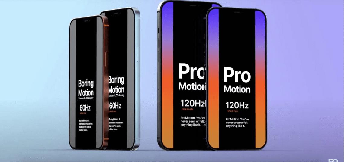 iPhone 12 Pro Display