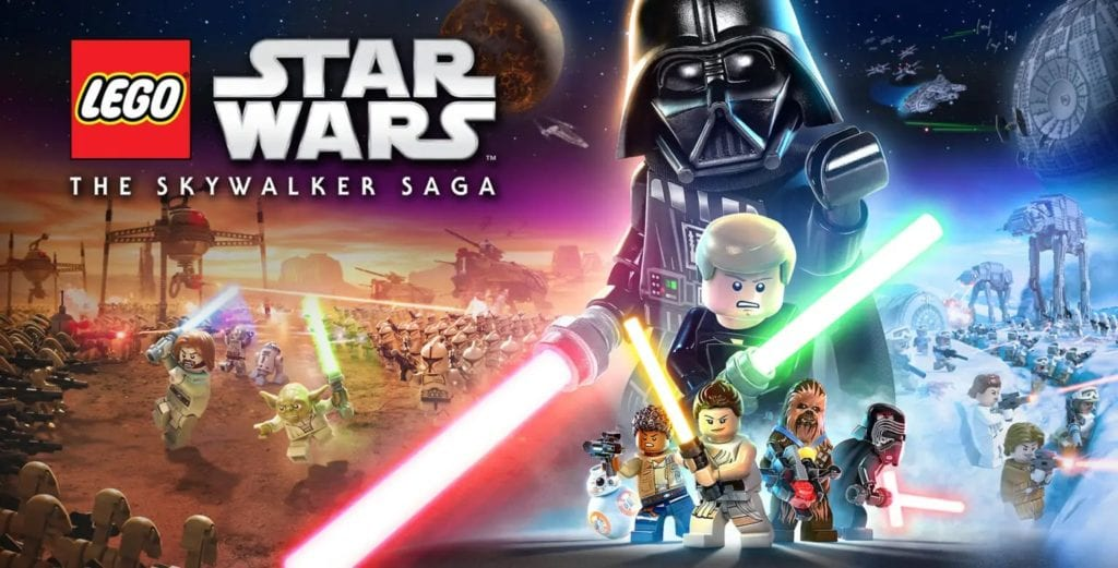 LEGO Star Wars: La Saga degli Skywalker - svelata la key art
