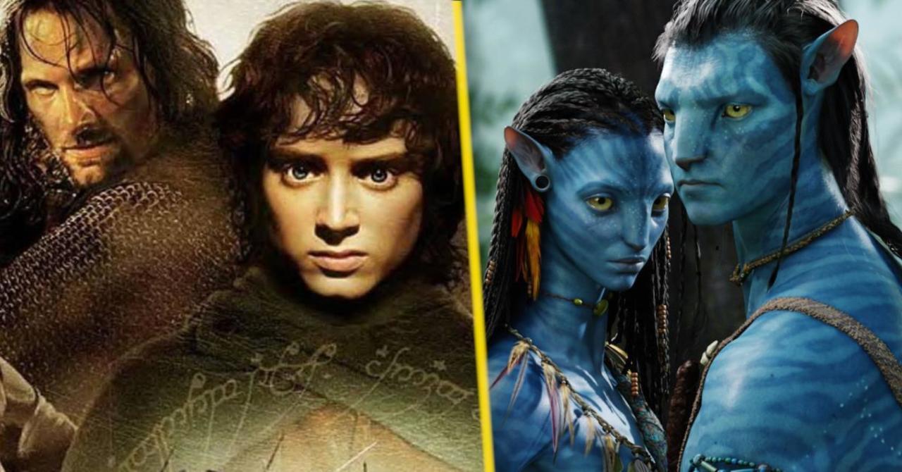 Il Signore degli Anelli, Avatar