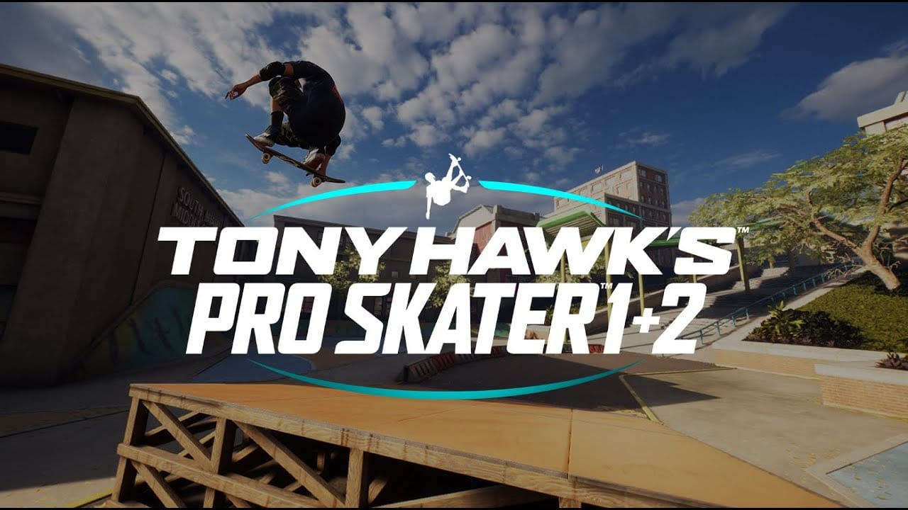 Tony Hawk's Pro Skater 1+2 annunciato al Summer Game Fest