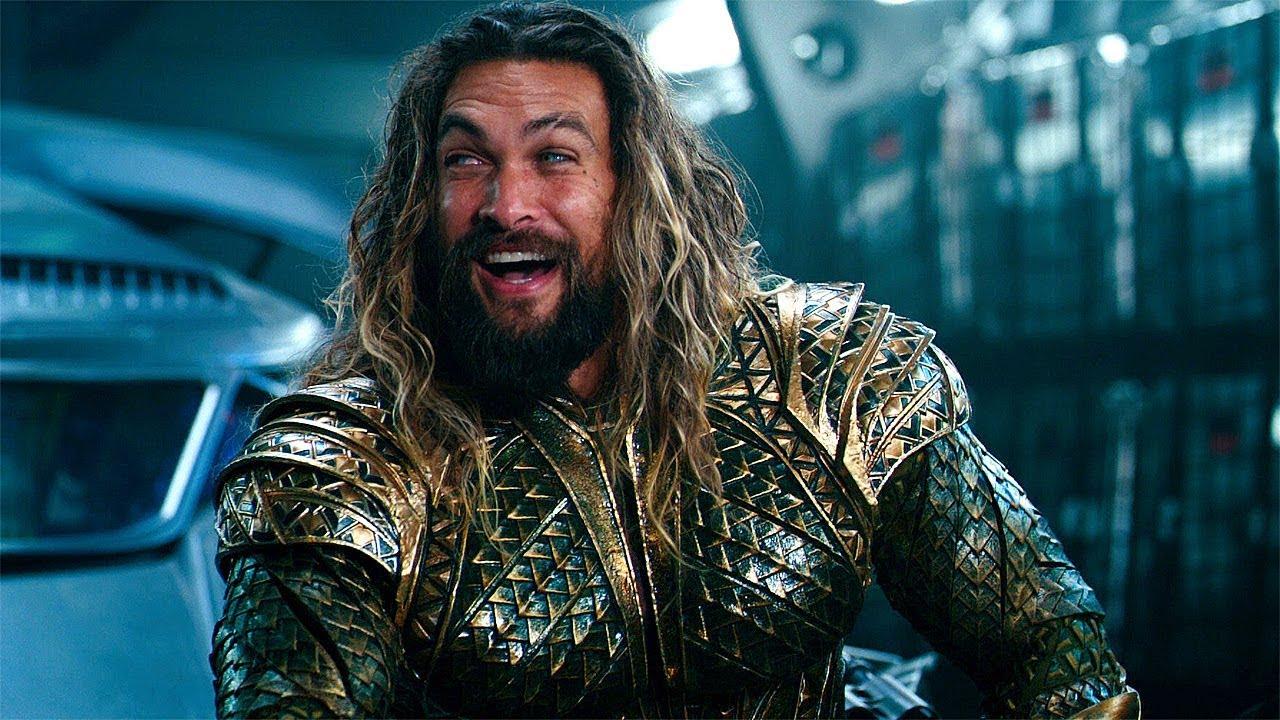 Aquaman, Jason Momoa, Justice League