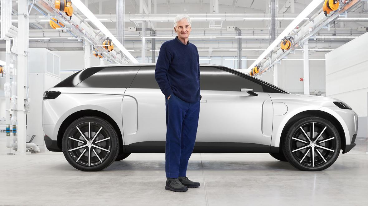 Il SUV elettrico di Dyson che non vedrà mai la luce è costato 500 mln di sterline