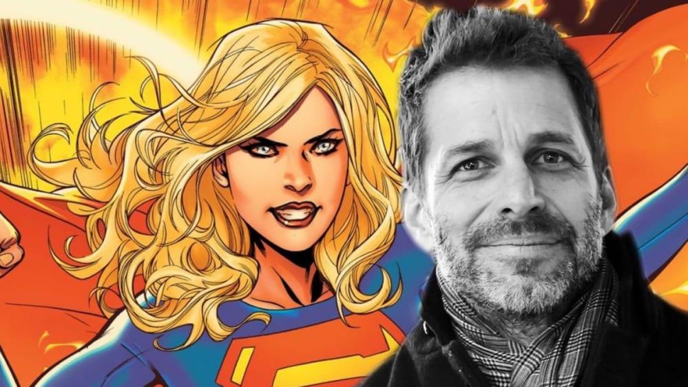 Zack Snyder Supergirl