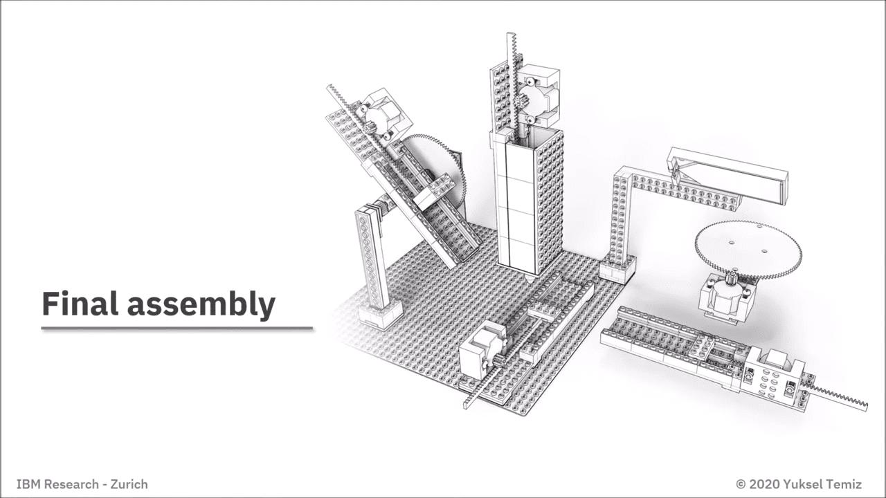 Microscopio fai da te: Lego, Arduino e Raspberry Pi i principali elementi di costruzione
