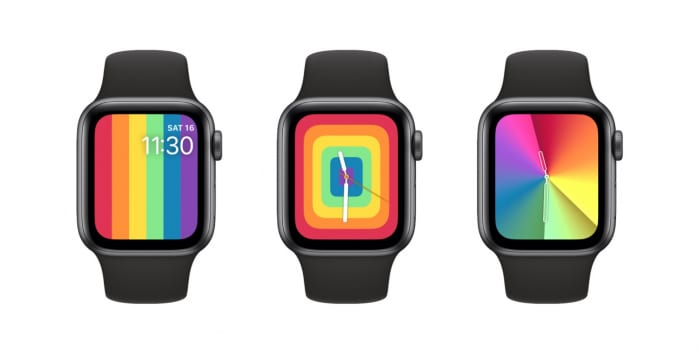 Nuovi quadranti Apple Watch