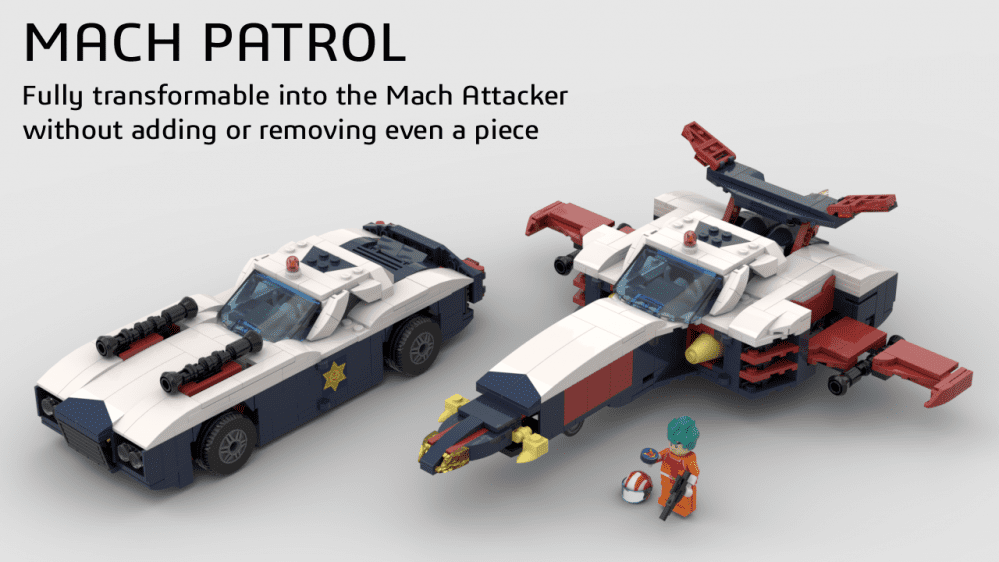 mach patrol
