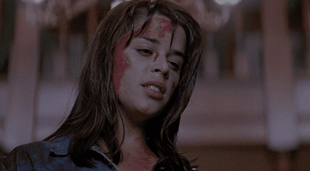 scream 5, Neve Campbell