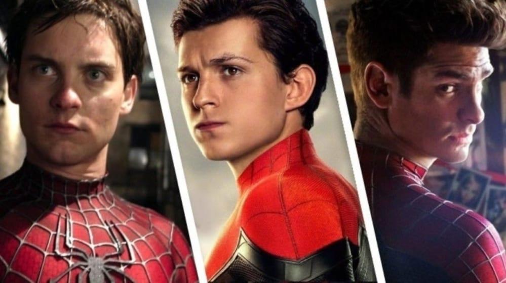 Spider-man: Un Nuovo Universo, Holland, Maguire, Garfield