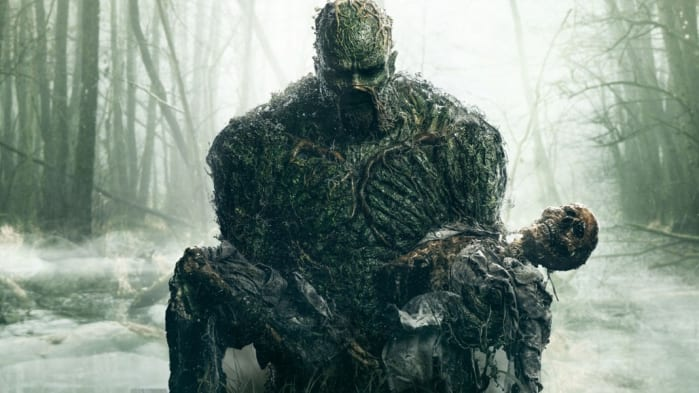 swamp-thing su The CW serie tv horror su Amazon Prime Video