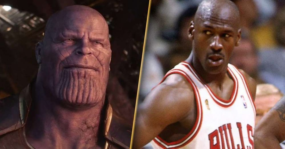 thanos-michael-jordan the last dance