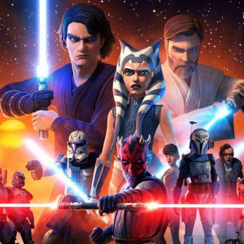 recensione di Star Wars: The Clone Wars 7