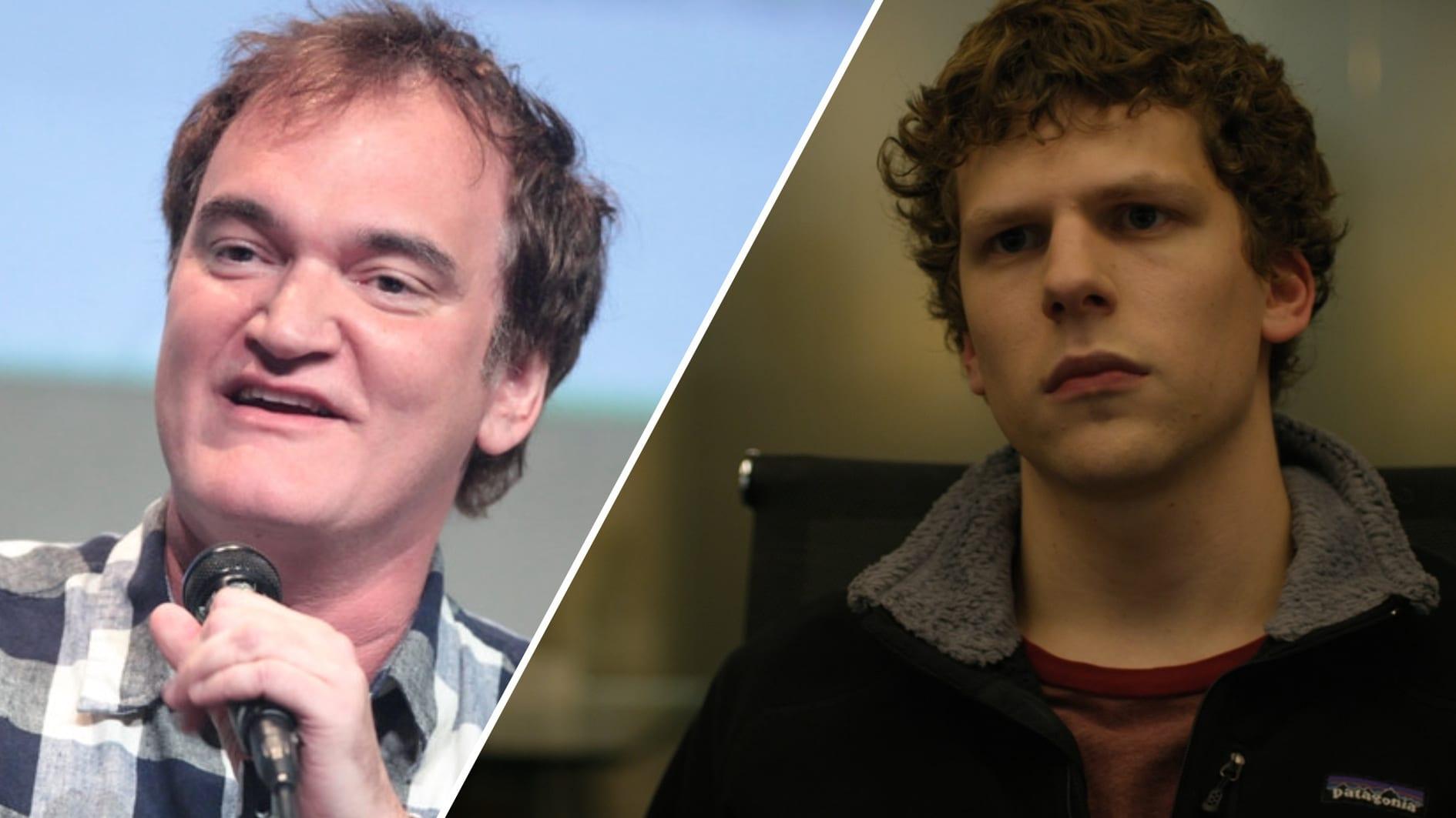 The Social Network: per Quentin Tarantino è il miglior film del decennio